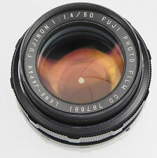 Fujinon 50mm f1.4 M-42 mount   #767681