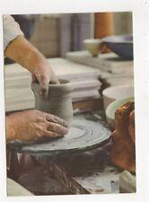 Gustavsberg Household & Sanitary China Sweden Postcard 366b