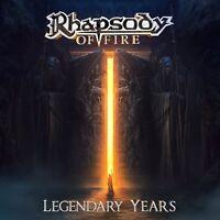 RHAPSODY OF FIRE - LEGENDARY YEARS (DIGIPAK)   CD NEU