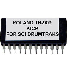 Roland TR909 TR-909 Kick Sound Eprom for Sequential Drumtraks
