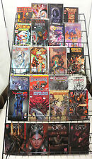 Horror & SciFi Indie Lot A2 SWB Mini-Library Stuffed! Over 150 Comics Gore Blood