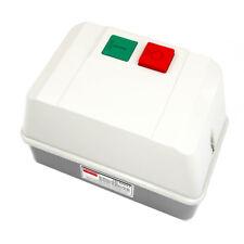 Iec Magnetic Contactor 3 Poles 24vac Start Stop Pushbutton Motor Starter 2uxv1