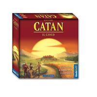 GDT Boardgame - Coloni di Catan: Il Gioco Base Giochi Uniti ITALIANO NUOVO #NSF3