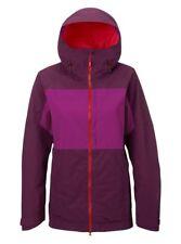 2017 NWT BURTON WOMENS AK GORE-TEX 2L BLADE JACKET $360 M Purple/Pink