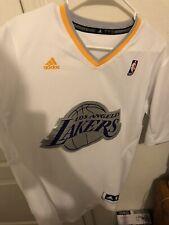 Kobe Bryant Christmas Jersey Adidas 2013 Adult Large Swingman Lebron Lakers Nike