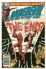 Daredevil 1981 #175 Very Fine Frank Miller
