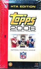 2006 TOPPS JUMBO HTA HOBBY FOOTBALL BOX
