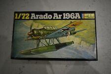 Heller Black Top 1/72 Arado Ar 196A Kit No 241