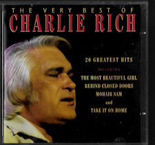 cd the very best of CHARLIE RICH country rock n roll blues