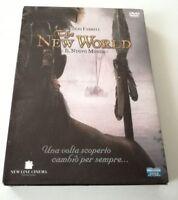 The New World - Il Nuovo Mondo - Ed.Speciale Digipack 2 Dvd -  Slipcase Perfetto