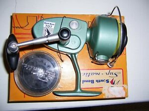 South Bend Sup-Matic 707 Spinning Reel.  NEW in Box
