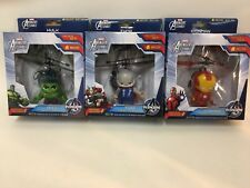 Flying Levitating Avengers Hulk Thor Ironman Set of 3