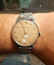 Zenith Vintage Oversize 37mm carica manuale
