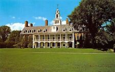 Bennington Vermont~College~Commons Building~1960s Postcard