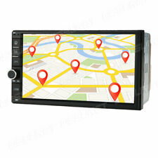 "32GB 7"" Android 10.0 Double DIN Dash Car Radio Stereo GPS Head Unit SAT NAV WiFi"