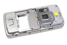 Nokia N82 - Middle Cover D-Cover Chassis Silver New Original