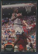 1992-93 TOPPS STADIUM CLUB DRAFT PICK SHAQUILLE O'NEAL RC #247 A