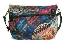 Desigual Bols Folded Transflores Schultertasche Handtasche Umhängetasche Tasche