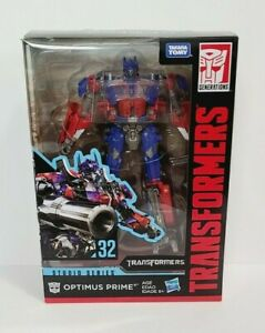 Transformers Studio Series Optimus Prime #32 Voyager Movie - New and Sealed