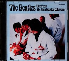 The Beatles CD - Live From Texas, August 1965 Afternoon & Evening Concerts