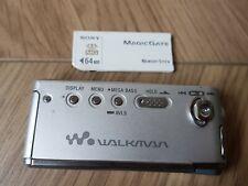 SONY NETWORK WALKMAN NW-MS9