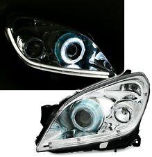 Angel Eyes Scheinwerfer Set für Opel Astra H alle mit XENON in Chrom HID D2S