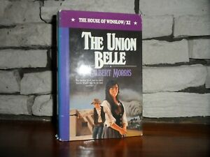 Gilbert Morris 2 In 1 Book The Union Belle & The Final Adversary (1992, HC)