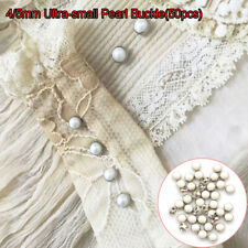 Mini Pearl Buttons  DIY Doll Clothes Pullip Clothing Sewing  Bjd Blythe