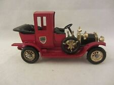Models of Yesteryear - 1912 Packard Landaulet  Dull Gold Trim  GC   (617)  No.11