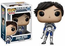 """efecto de masa Andromeda SARA Ryder 3.75"""" Pop Vinyl Figura Nuevo FUNKO 185"""