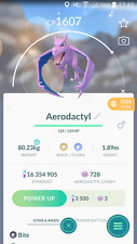 Shiny Aerodactyl Trade
