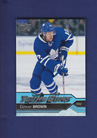 Connor Brown RC 2016-17 Upper Deck UD Hockey Young Guns #204 (MINT) Maple Leafs