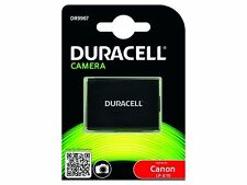 Duracell Premium Analog Canon LP-E10 Battery for 1100D 1200D Rebel T3 Kiss X50 7