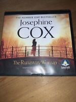 Josephine Cox The Runaway Woman 8CD Audio Book Unabridged Psychological Fiction