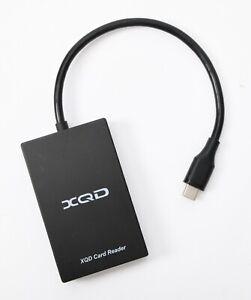 XQD USB C Card Reader