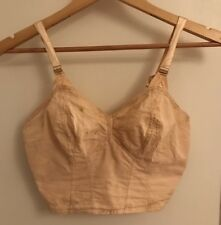 Vintage 30s 40s Bra Brassiere Corset, Spencer Individually Designed New Haven,CT