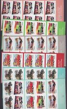 Australia Stamps 2006 Driving Through The Years Booklets Set 6 UNFOLDED B300-5