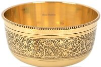 Indian Serving Tableware Bowl Traditional Brass Katori Kitchen Accessories 1 Pcs