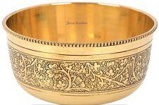Indian Serving Tableware Bowl Traditional Brass Katori Kitchen Accessories 1 Pcs