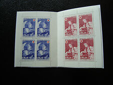 FRANCE - carnet croix-rouge 1971 n** (Z12) stamp french