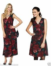 Christmas Polyester Plus Size Dresses for Women