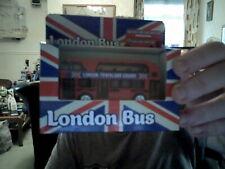 LONDON BUS TRAFALGAR SQUARE DIE CAST TOY IDEAL HOME PLAY BIRTHDAY SOUVENIR