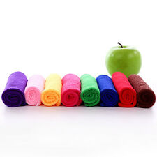 USA store Fiber Soft Soothing Cotton Face Towel Cleaning Wash Cloth Hand Towel