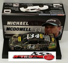 Michael McDowell 2019 Lionel #34 Love's Patriotic Ford Mustang 1/24 FREE SHIP!