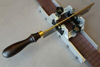 Fret Slotting Mitre Box & Saw for Guitar Maker/Luthier