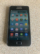 Samsung Galaxy S2 i9100 (Unlocked) Smartphone - Black