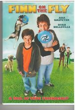 FINN ON THE FLY (DVD, 2010) INCLUDES INSERT