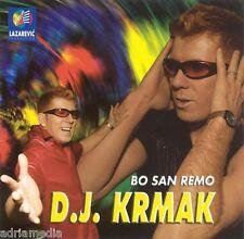 DJ krmak CD BO san remo Best hit folk Narodna Bosna srbija HRVATSKA parody Eros