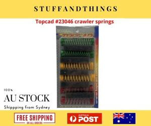 1 Pck Topcad #23046 All Crawler And Truck Springs, Sydney based