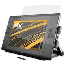 2x Protezione Pellicola dello Schermo opaco&antiurto Wacom CINTIQ 24 HD touch